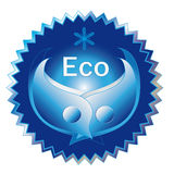 Ecological theme, symbol Royalty Free Stock Photography