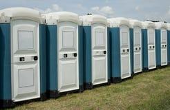 Ecological toilettes Royalty Free Stock Photo
