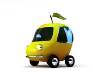 Ecological transport Royalty Free Stock Image