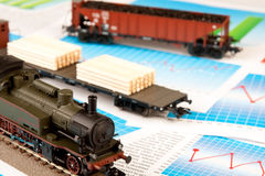 Ecological transport Stock Images