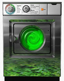 Ecological washer Royalty Free Stock Photos