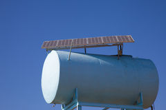 Ecological water tank Stock Image