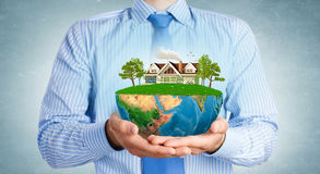 Ecologically healthy Stock Images