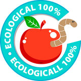Ecologically pure product Stock Photos
