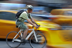 Ecologici alternativi puliscono il trasporto Immagine Stock Libera da Diritti