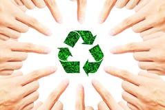 Ecologie Royalty-vrije Stock Foto