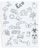 Ecologie Royalty-vrije Stock Afbeeldingen