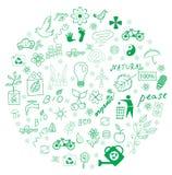ecologie royalty-vrije illustratie