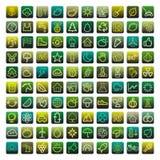 Ecologie, aard en het tuinieren Royalty-vrije Stock Afbeelding