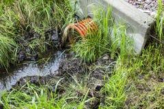 Ecologisch probleem stock foto's