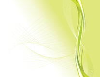 Ecology abstract background royalty free illustration