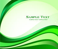 Ecology abstract background vector. Illustration Stock Photography