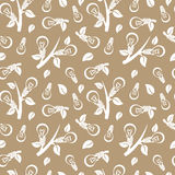 Ecology abstract seamless pattern Stock Photo