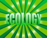 Ecology around us Stock Image