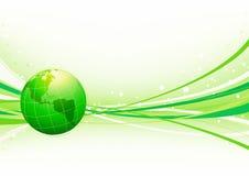 Ecology  background Royalty Free Stock Images