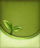 Ecology background Royalty Free Stock Photography