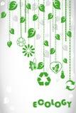 Ecology background Royalty Free Stock Photo