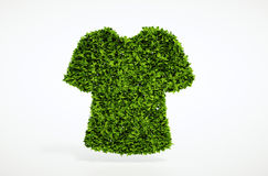 Ecology clothes concept Stock Image