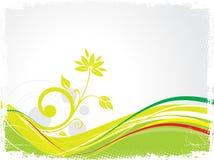 Ecology Company  Background  -. A Ecology Company  Background  - Vector Stock Image