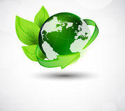 Ecology concept Stock Images