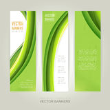 Ecology concept background banner design Royalty Free Stock Photography