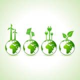 Ecology concept Stock Photos