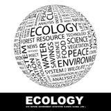 ECOLOGY. Royalty Free Stock Image