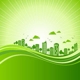 Ecology concept - save earth, illustration vector illustration