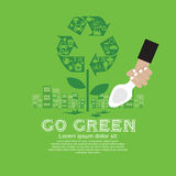 Ecology Concept. Stock Photo
