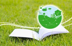 Ecology concepts Royalty Free Stock Images