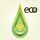 Ecology Design Element Set 2 Stock Image