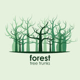 Ecology design Royalty Free Stock Images