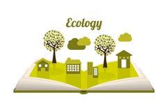 Ecology design Royalty Free Stock Photo