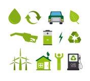 Ecology design Royalty Free Stock Photos