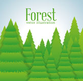 Ecology digital design. Royalty Free Stock Images