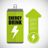 ecology and energy drink saving care image Stock Photo