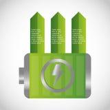 ecology and energy saving care image Stock Photos