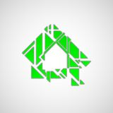 Ecology and environment symbol Stock Images
