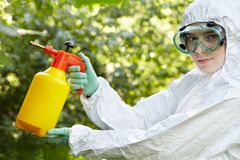 Ecology and environmental pollution.   Stock Photos