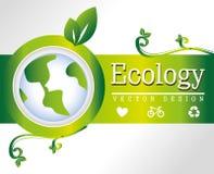 Ecology frame Royalty Free Stock Photo