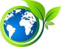 Ecology globe Stock Images