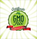 Ecology GMO free background Stock Photography
