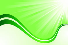 Ecology Green Royalty Free Stock Images