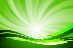 Ecology Green. Vector illustration of Ecology Green Stock Photography