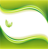Ecology Green Background Royalty Free Stock Photo