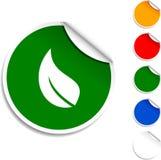 Ecology  icon. Royalty Free Stock Photos