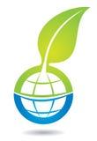 Ecology icon Royalty Free Stock Photo