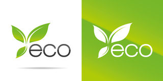 Ecology icon Stock Images