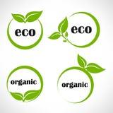 Ecology icon set Stock Photos