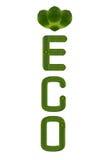 Ecology icon set. Royalty Free Stock Photos